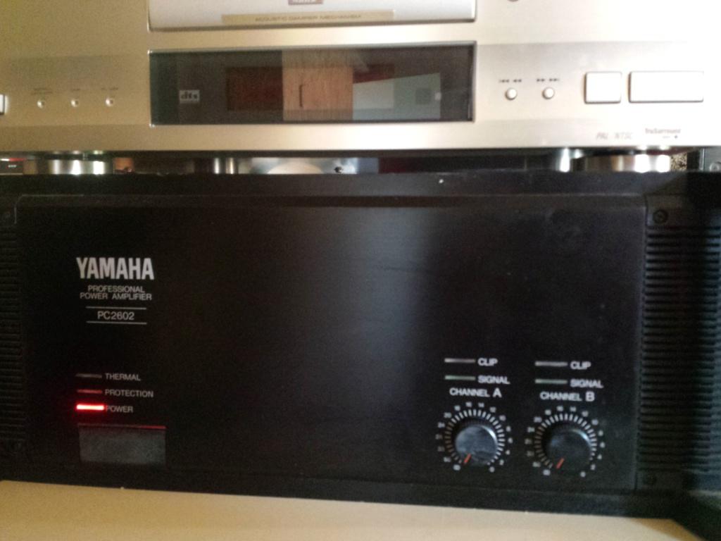 Yamaha PC2602 Yamaha10