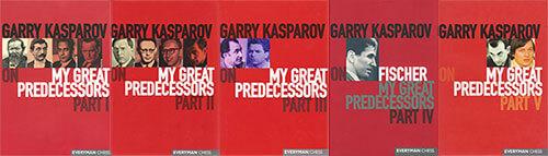 Garry Kasparov - My Great Predecessors Vol. 1-5 (PDF+PGN+CBV) 1110