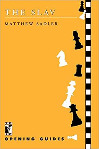 Matthew Sadler_Opening Guide_The Slav PDF+PGN 111111