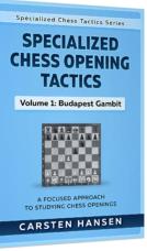 Carsten Hansen_Specialized Chess Opening Tactic V.1 Budapest 11210