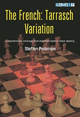 Steffen Pedersen_The French Tarrasch Variation  Jon15