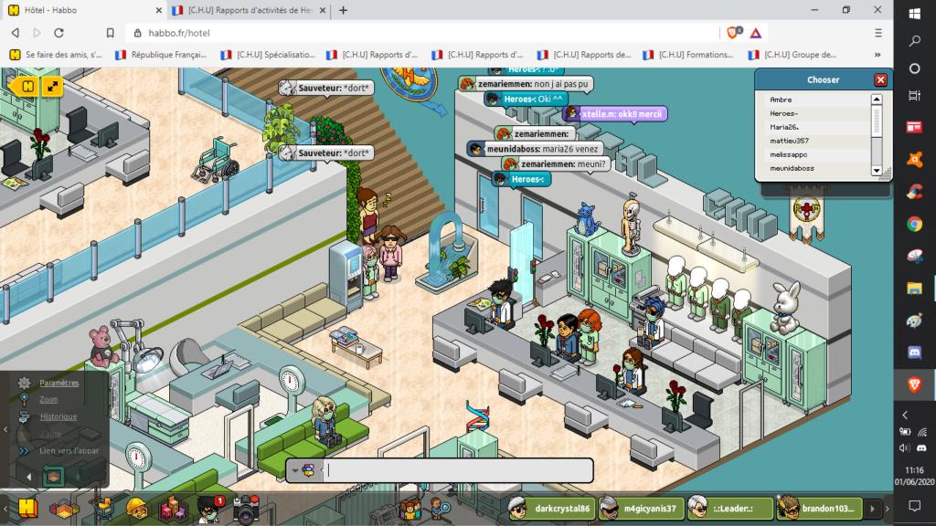[C.H.U] Rapports d'activités de Heroes- - Page 6 01062010