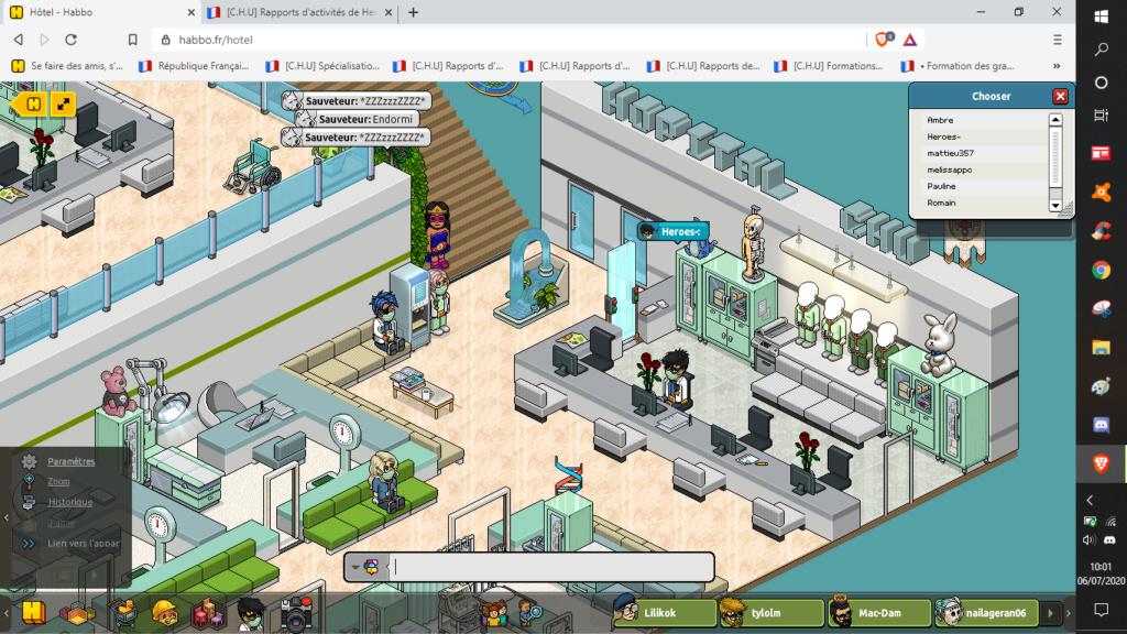 [C.H.U] Rapports d'activités de Heroes- - Page 7 06072010