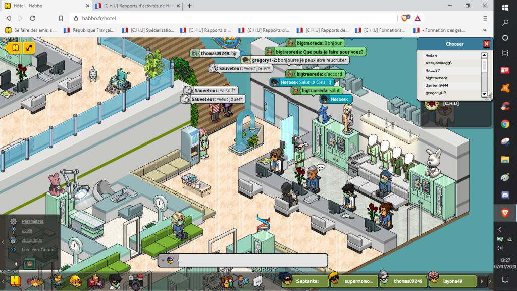 [C.H.U] Rapports d'activités de Heroes- - Page 7 07072010