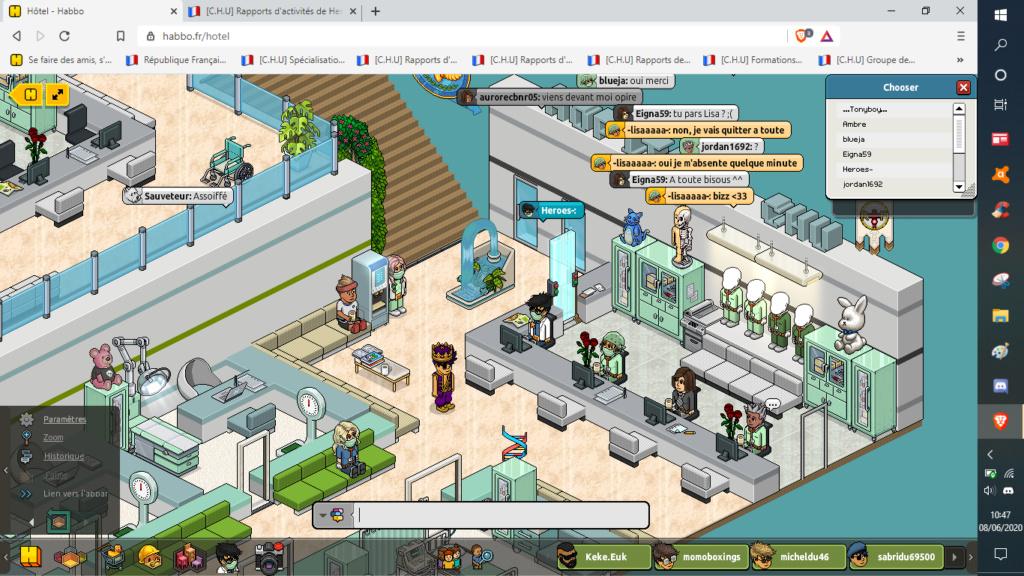[C.H.U] Rapports d'activités de Heroes- - Page 6 08062010