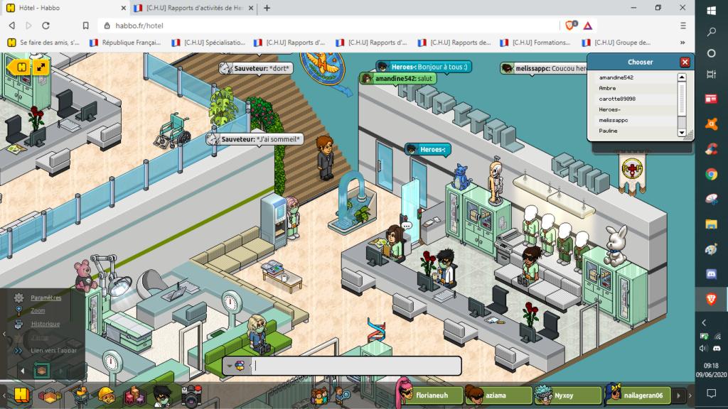 [C.H.U] Rapports d'activités de Heroes- - Page 6 09062010