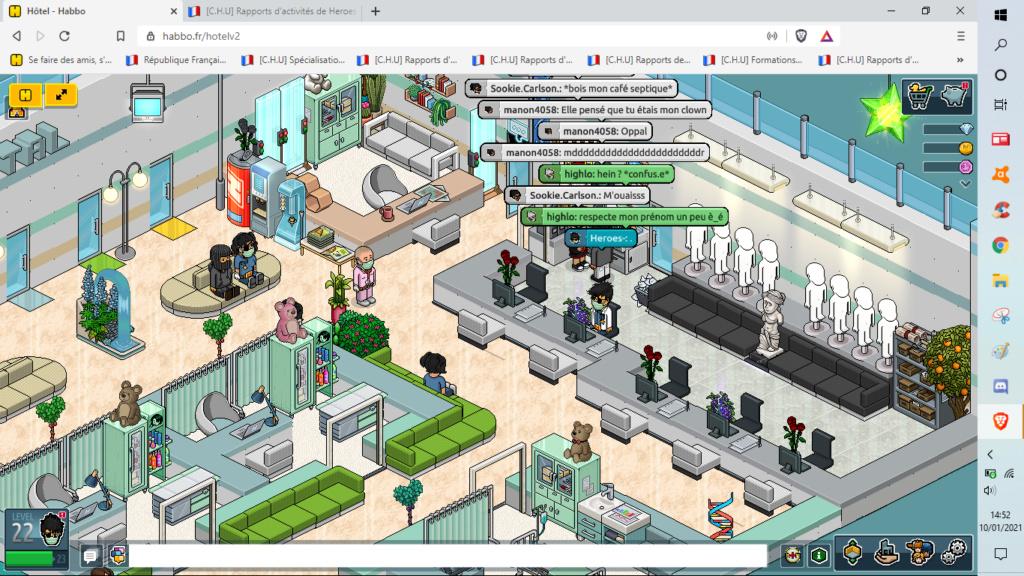 [C.H.U] Rapports d'activités de Heroes- - Page 12 10012010