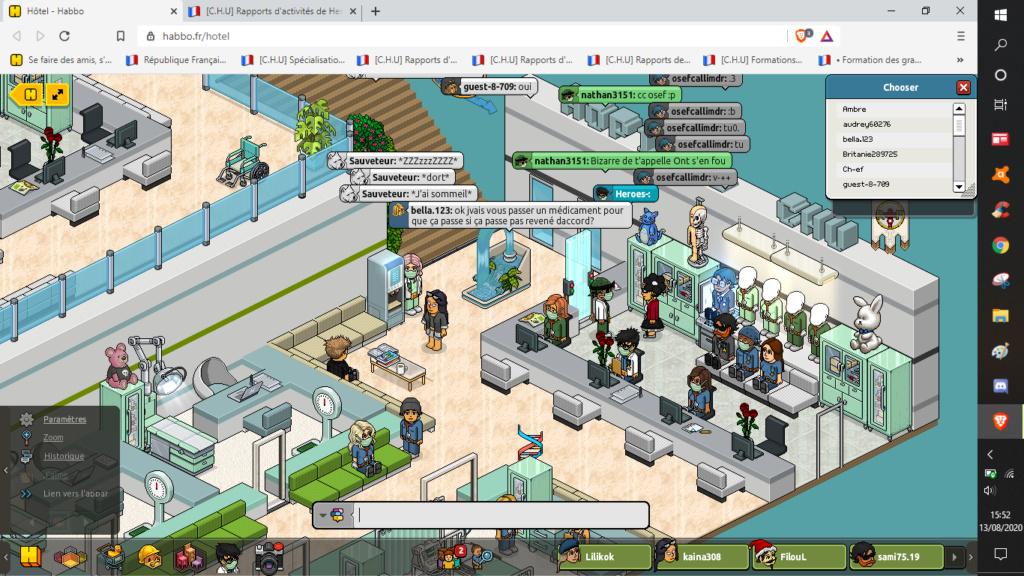 [C.H.U] Rapports d'activités de Heroes- - Page 7 13082010
