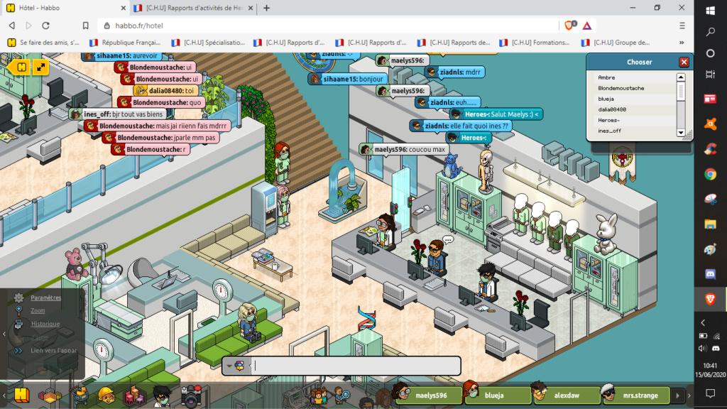 [C.H.U] Rapports d'activités de Heroes- - Page 7 15062010