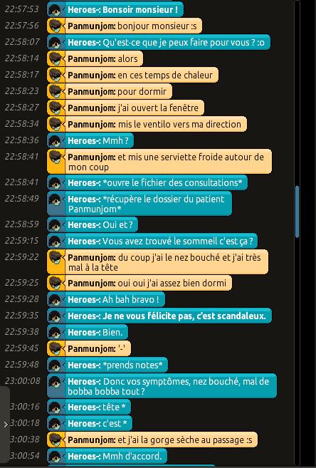 [C.H.U] Rapports d'actions RP de Heroes- - Page 8 15062019