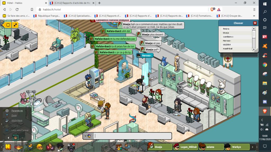 [C.H.U] Rapports d'activités de Heroes- - Page 7 17062010