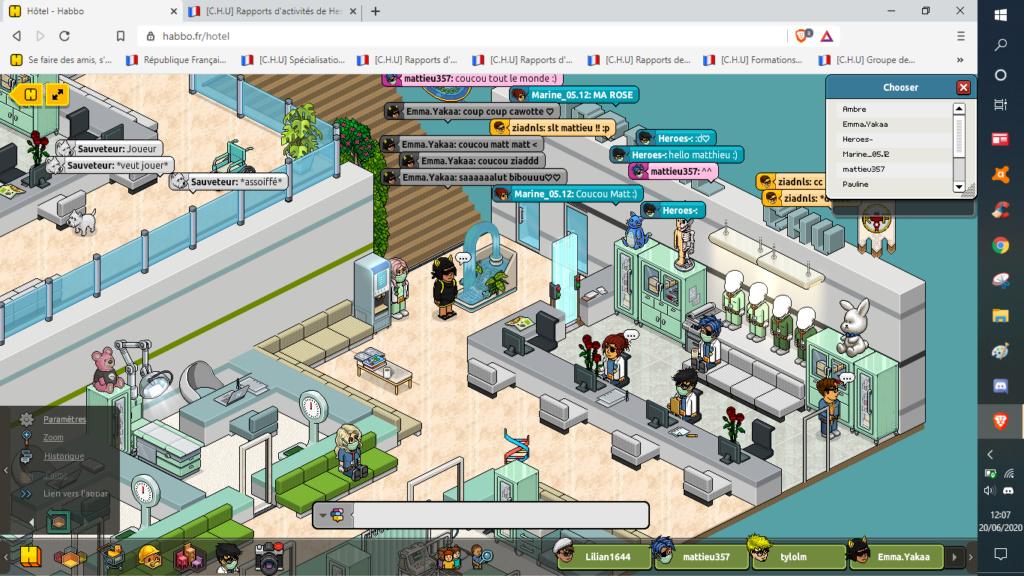 [C.H.U] Rapports d'activités de Heroes- - Page 7 20062010