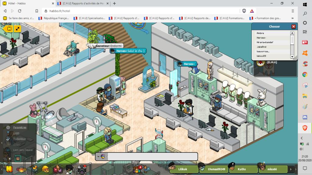 [C.H.U] Rapports d'activités de Heroes- - Page 8 20082010