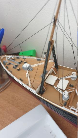 Titanic 1/400 Revell 15862610