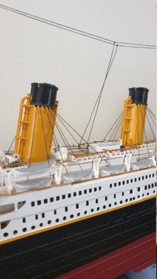 Titanic 1/400 Revell 15862611