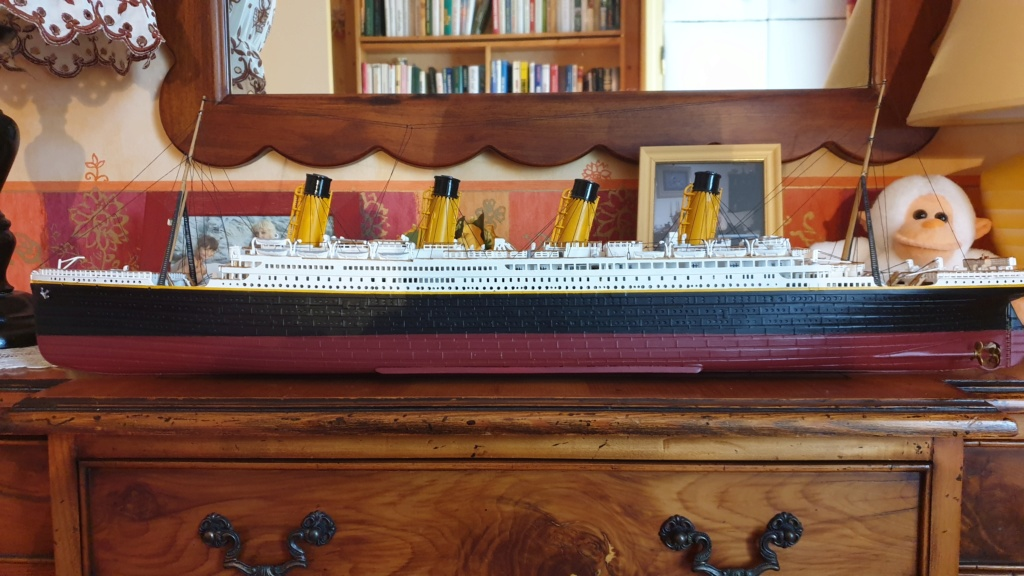 Titanic 1/400 Revell 20200315