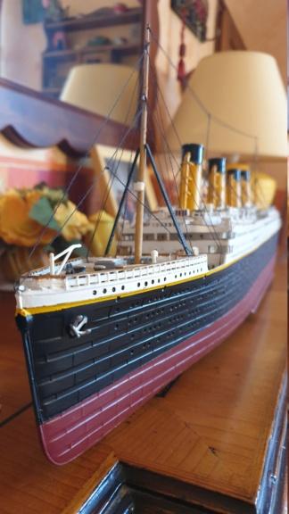 Titanic 1/400 Revell 20200316