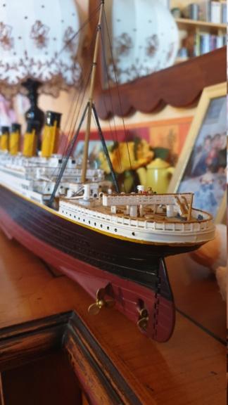 Titanic 1/400 Revell 20200317