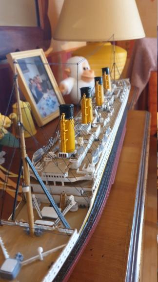 Titanic 1/400 Revell 20200318