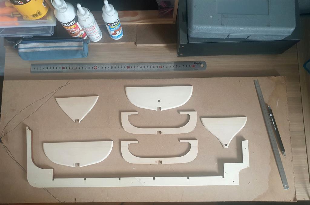 Construction d'un Pointu... Photof14