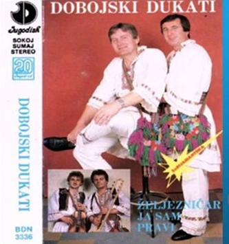 Dobojski dukati 1988 - Zeljeznicar jasam pravi Dobojs10