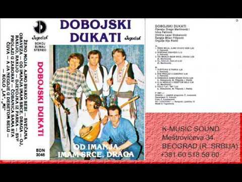 Dobojski dukati 1987 - Od imanja imam srce draga Dobojs14