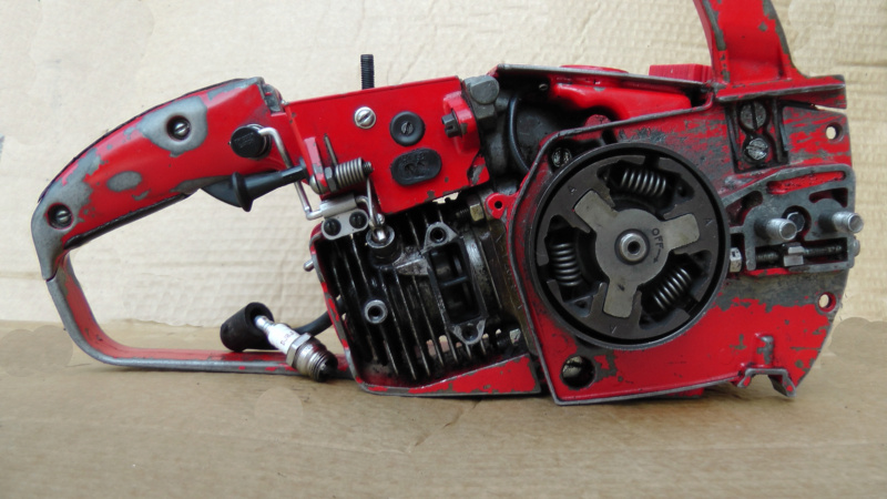 Homelite XL-Mini Automatic  avviamento difficoltoso 10_min11