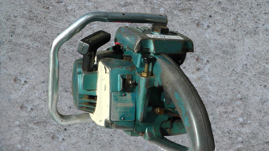 HOMELITE SUPER XL-AO Old Blue Ho-1410