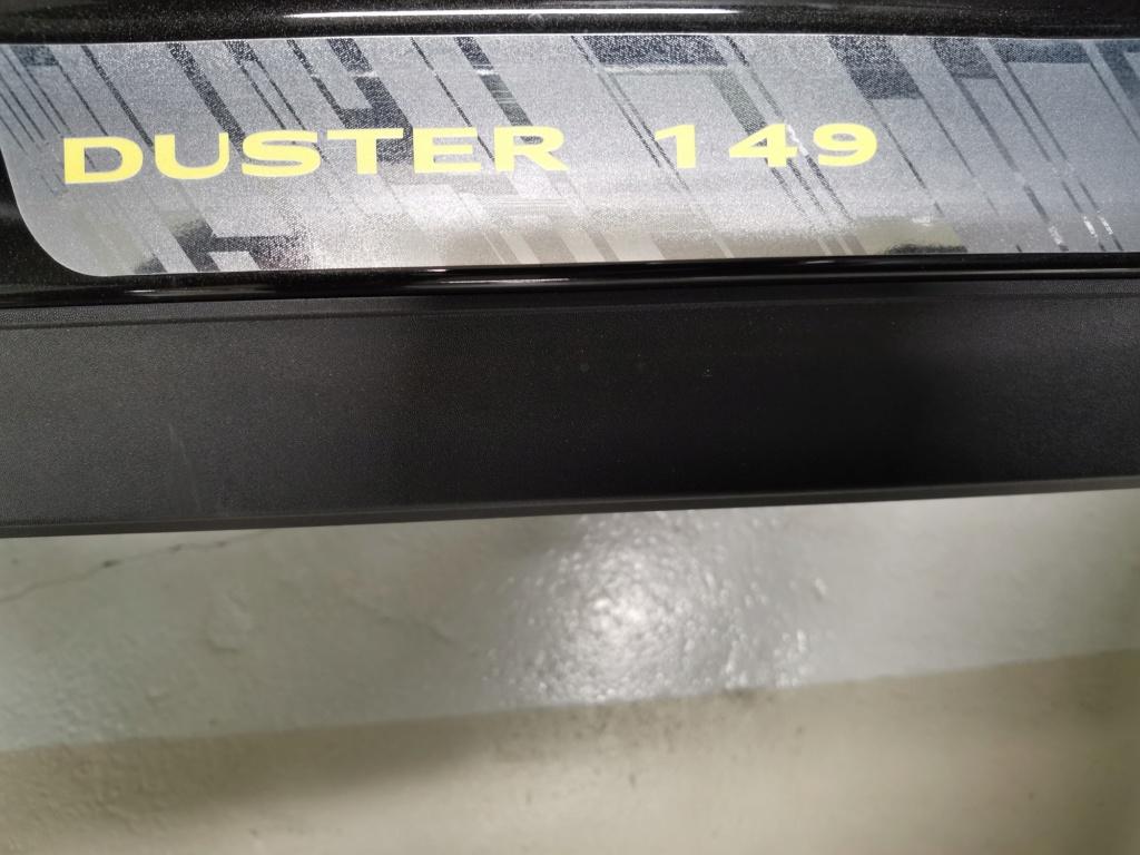 Reception de mon Duster Black Collector Img_2010