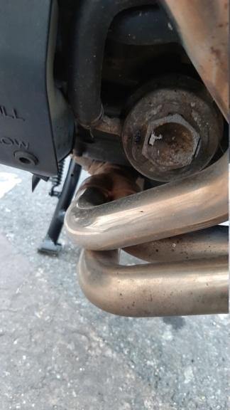 Problème moteur MT 09  20200711