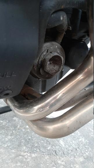 Problème moteur MT 09  20200713