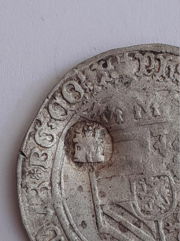 Patard de Felipe I. Brujas. Resello de Tournai Resell10