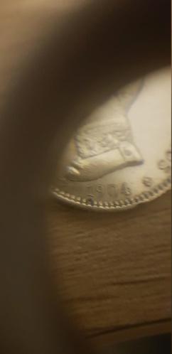 1 peseta 1904 Alfonso XIII *19*04 16004613