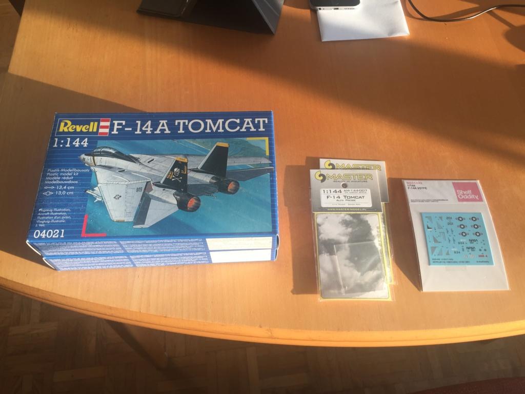 [Gb Tomcat] F-14A NASA 1/144 Img_4410