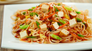 Pad thaï au tofu Tofu10