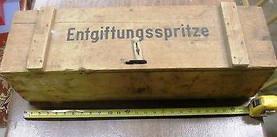 Estimation pompe allemande ww2 German10