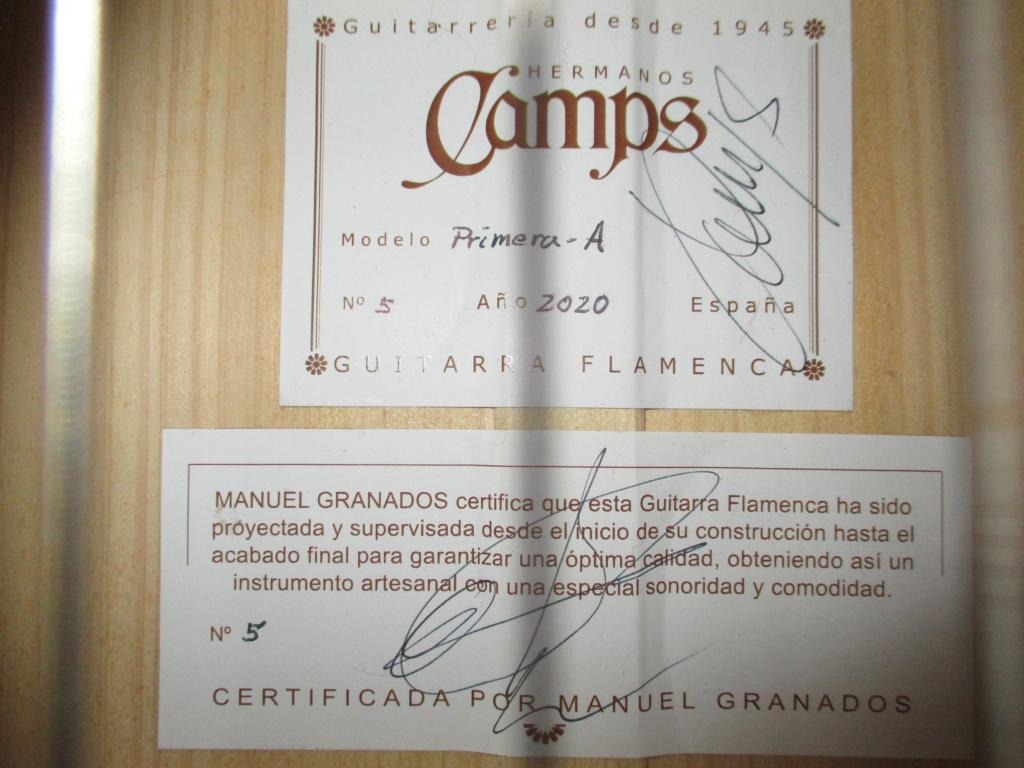 Acheter sa guitare en Espagne  Camps_12