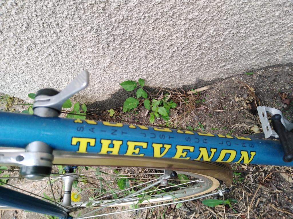 Vélo Thevenon St Just St Rambert  Img_2022