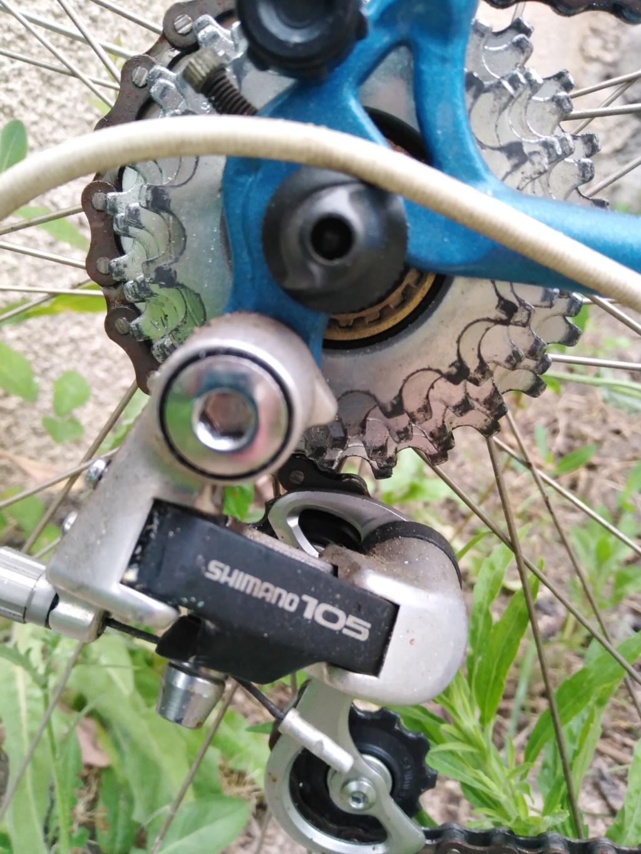 Vélo Thevenon St Just St Rambert  Img_2033
