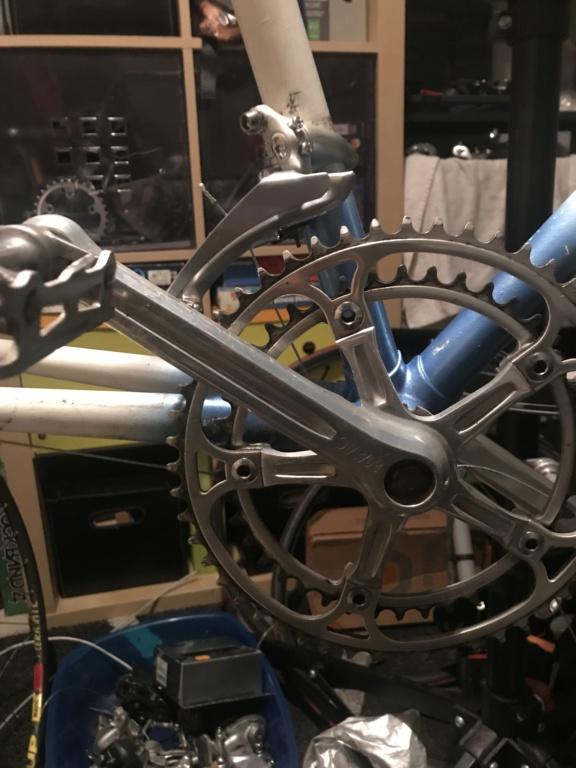 Cadre Raymond cycle (cinelli et mercier) je recherche information sur mon cadre 9207da10