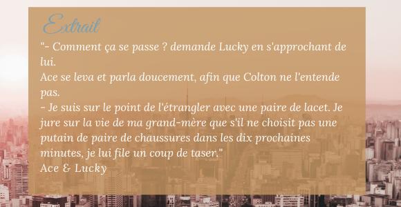cochet - Four Kings Securité - Tome 1 : Roi de pique de Charlie Cochet Extrai15