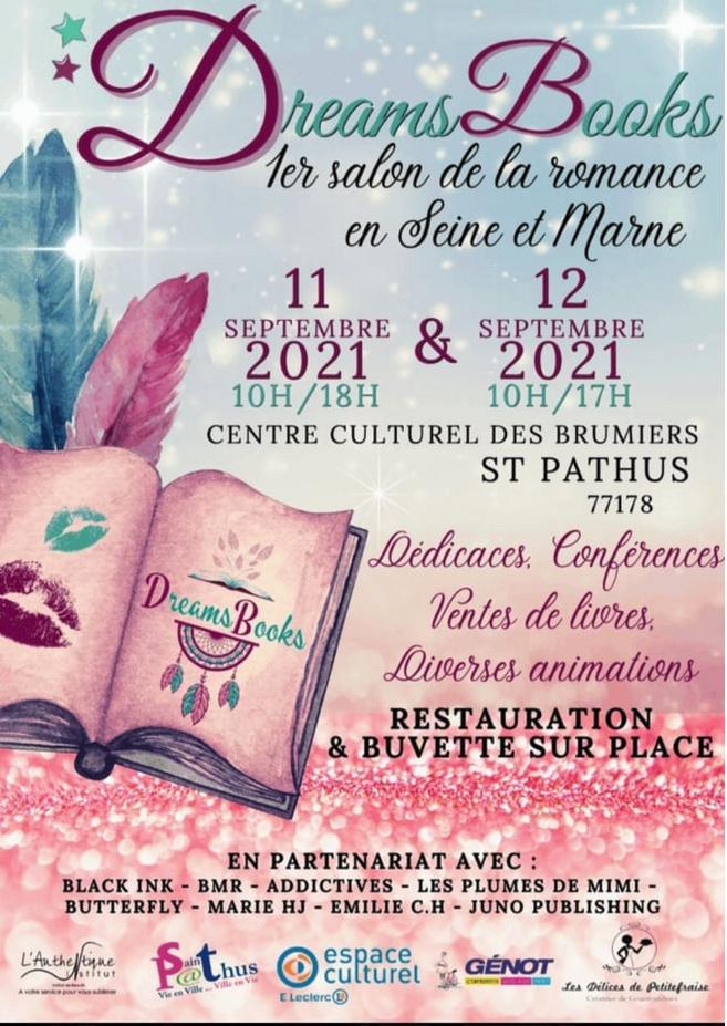 Dreams books - Salon de la romance - 11 et 12 septembre 2021 Sans_t11
