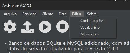 [VXAOS] Assistente para seu Servidor Screen14
