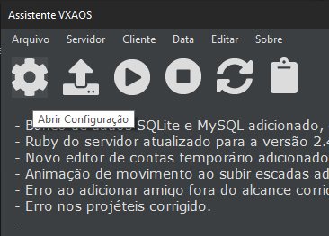 [VXAOS] Assistente para seu Servidor Screen16