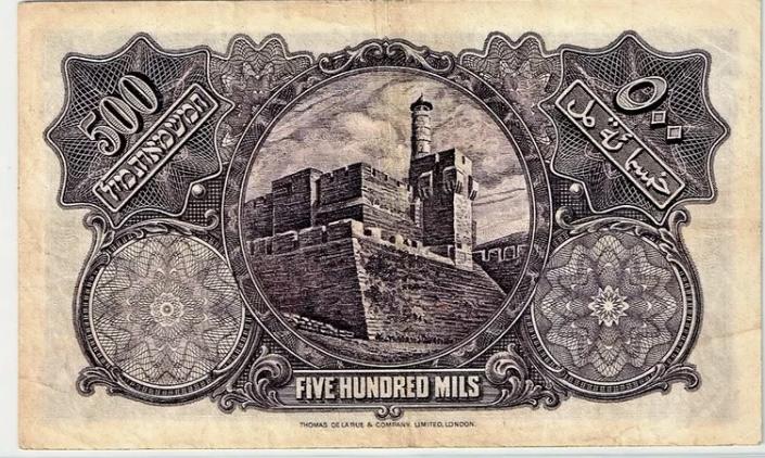 Que opináis de este billete? Palestina 1939 44f23910