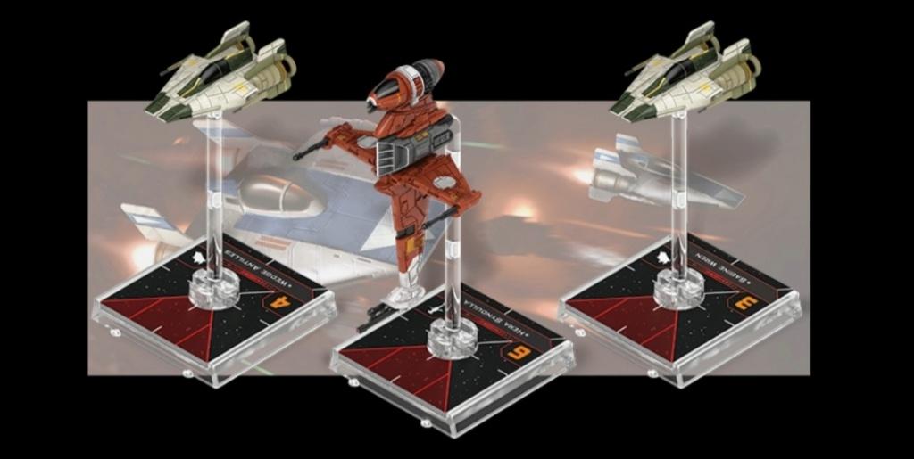 Star Wars Systeme nun bei AMG Screen14