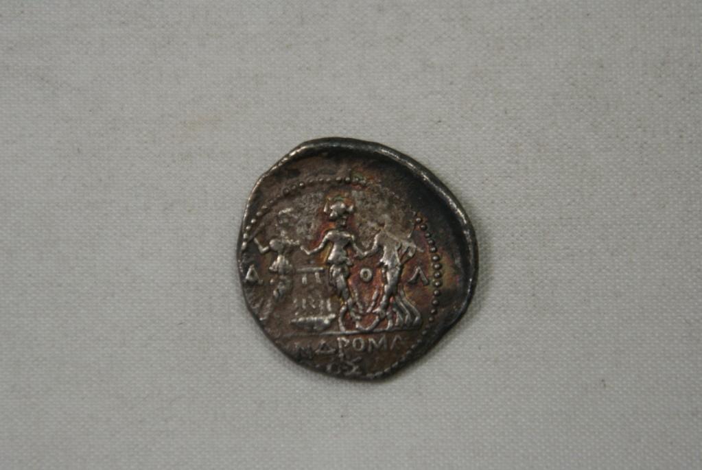 Drachme grecque d'Illyrie pour la cité d'Apollonia ... Dsc07713