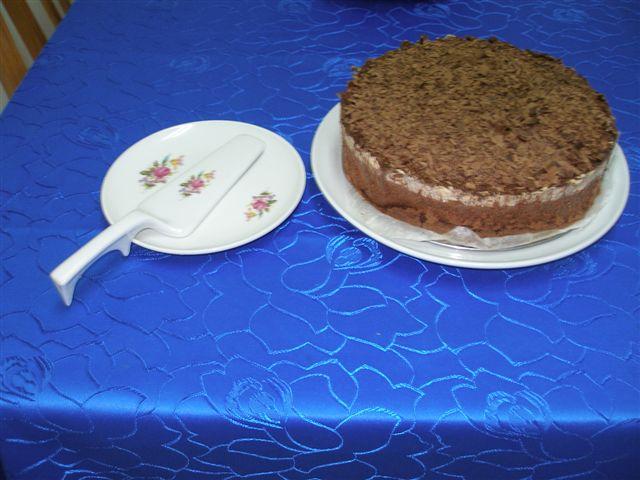 Gâteau aux trois chocolats  Pa070012