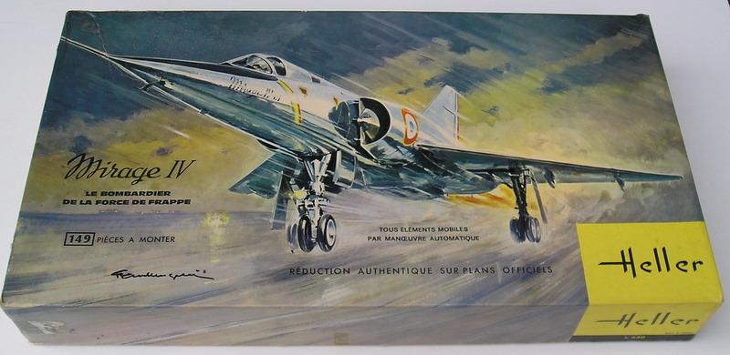 [Heller] Mirage 4 P au 48 eme 24_mar10