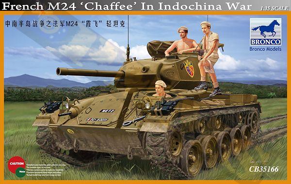 Chaffee Français en Indochine : partir de quoi ? Cb351610